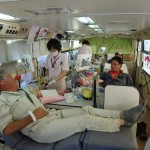 献血状況①